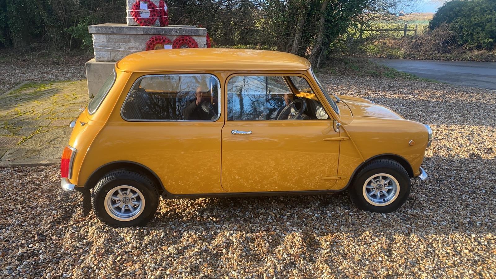 1968 Stunning Mini Innocenti For Sale (picture 2 of 12)