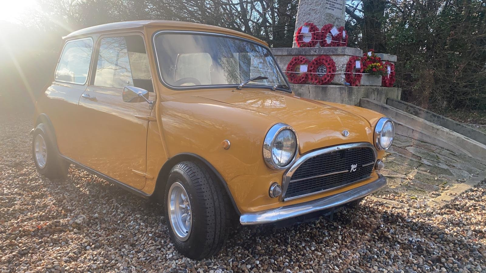 1968 Stunning Mini Innocenti For Sale (picture 3 of 12)
