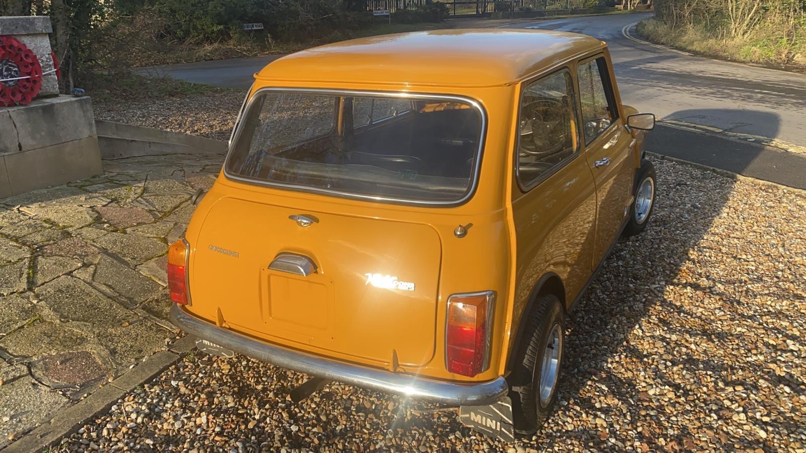 1968 Stunning Mini Innocenti For Sale (picture 4 of 12)