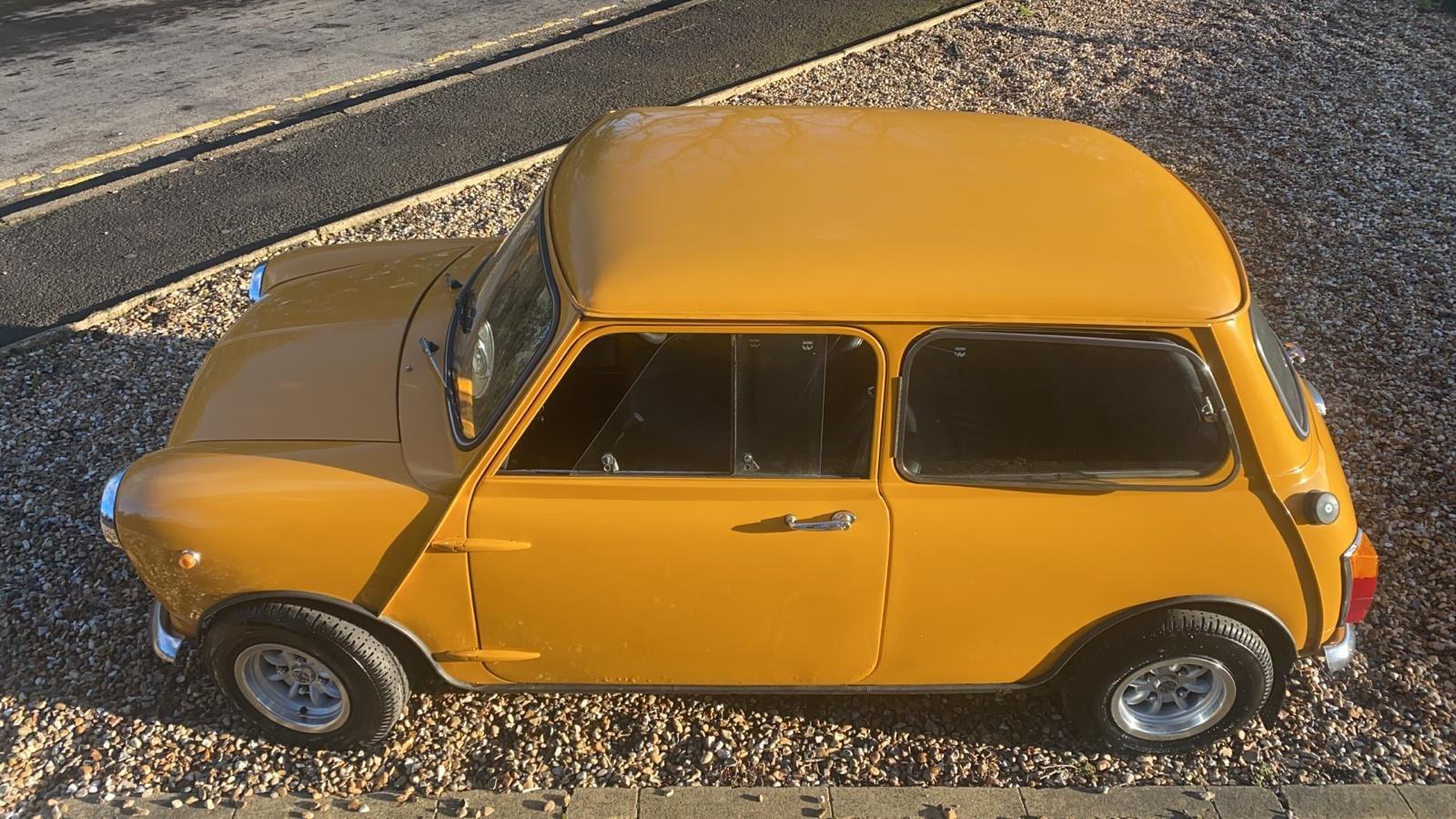 1968 Stunning Mini Innocenti For Sale (picture 5 of 12)
