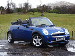 Picture of 2006 MINI Convertible 1.6 Cooper (Chili) LOW MILES 28K 1 OWNER SOLD