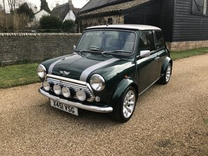 Picture of 2000 Cooper Sport Final Edition SOLD