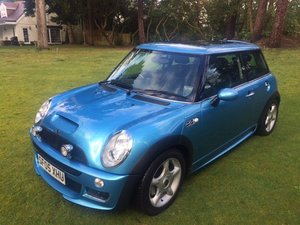 Picture of 2005 MINI COOPER S RE32 SUPERCHARGED AUTOMATIC 3 DOOR HATCHBACK For Sale