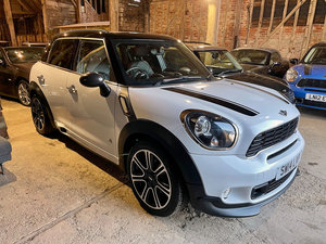 Picture of 2104 MINI Countryman 1.6 Cooper S All4 Auto JCW Pck+RAC Approved For Sale