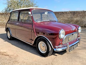 Picture of 1967 Morris Mini Minor 850 Automatic Super DeLuxe For Sale