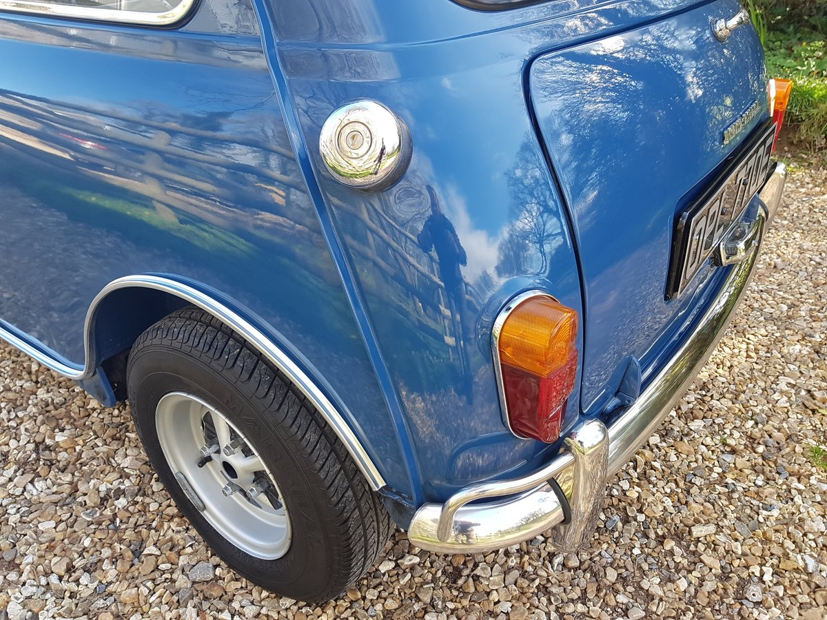 1967 Morris Mini Super Deluxe in Lovely Condition. For Sale (picture 8 of 25)