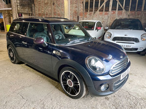 Picture of 2011 MINI Clubman 1.6 Cooper D Hampton Sat Nav+RAC Approved For Sale