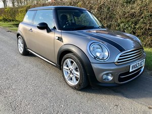 Picture of 2013 Mini Cooper D Hatch One lady owner FMDSH 6 spd man Exce For Sale