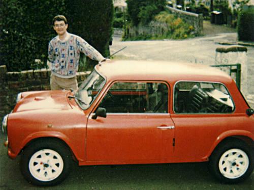 1990 Mini Minus SOLD (picture 1 of 5)