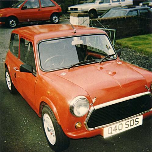 1990 Mini Minus SOLD (picture 3 of 5)
