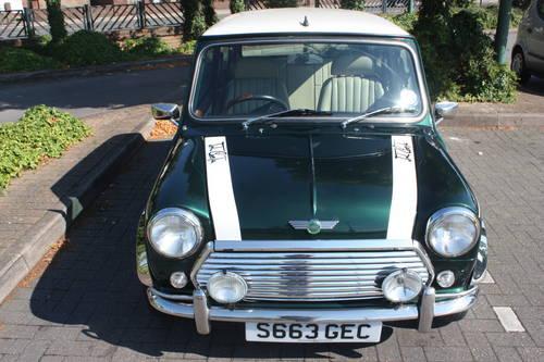 1998 John Cooper British Racing Green Sold Car And Classic