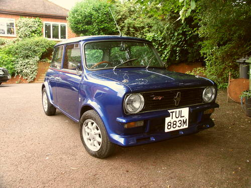 1973 Genuine Wood And Pickett Mini Sold Car And Classic