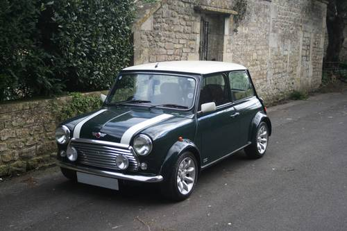 2000 Rover Mini John Cooper Le With Works Pack Sold Car And Classic