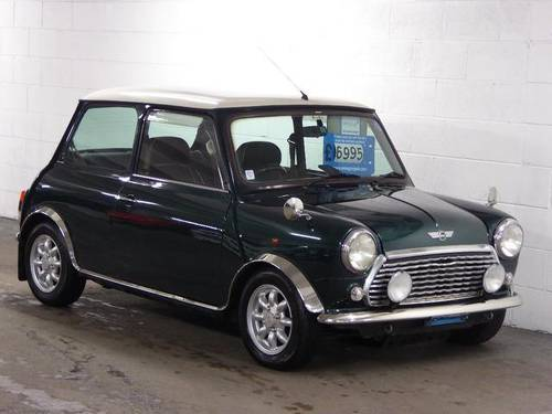 1.3i Cooper Rust Free Fresh Import For Sale (picture 1 of 6)