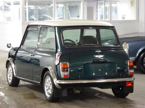 1.3i Cooper Rust Free Fresh Import For Sale (picture 2 of 6)