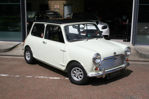 1969 Fully Restored Morris Mini Cooper S MkII 1275!!! For Sale (picture 1 of 6)