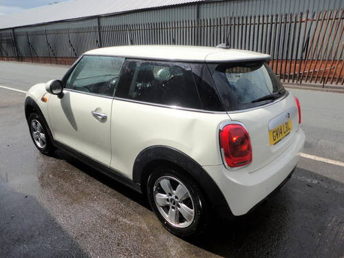 2014 Mini Cooper D 1.5 TD 114bhp Diesel - Requires engines For Sale (picture 4 of 6)