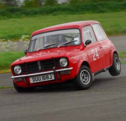 1970 MINI CLUBMAN Race, Rally, Sprint, Track-day For Sale