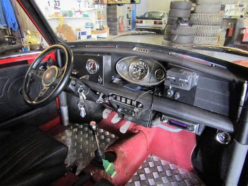 1973 Mini MkII    1275  Race replica For Sale (picture 4 of 6)