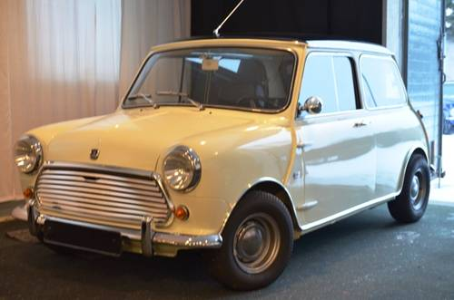 1968 Mini COOPER Mk II | Morris | Original Cooper | LHD or RHD ! For Sale (picture 1 of 3)