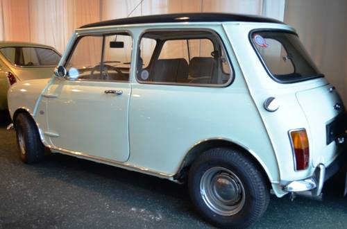 1968 Mini COOPER Mk II | Morris | Original Cooper | LHD or RHD ! For Sale (picture 3 of 3)