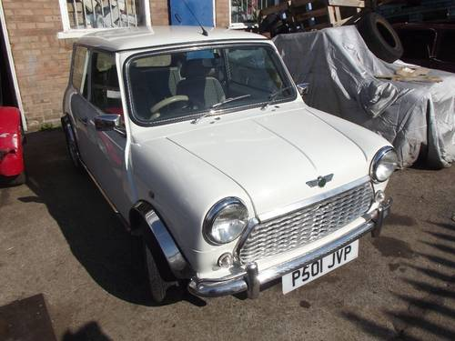 1995 CLASSIC MINI MPI 21,000 MILES LONG MOT EXCELLENT For Sale (picture 1 of 4)