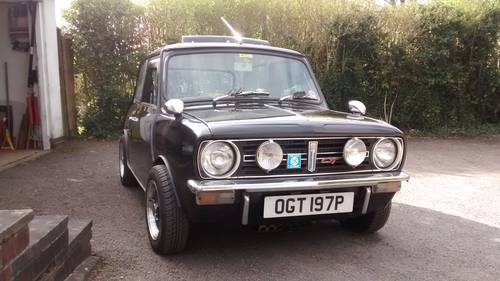 Mini Clubman 1275 Gt Leyland Cars 1976 Sold Car And Classic
