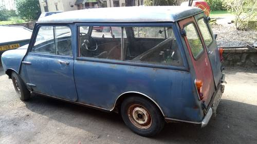 1968 Mini Traveller Mk2 For Restoration SOLD (picture 3 of 6)