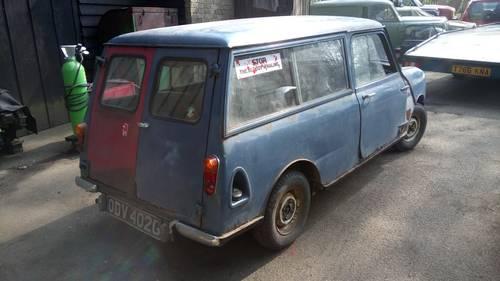 1968 Mini Traveller Mk2 For Restoration SOLD (picture 4 of 6)