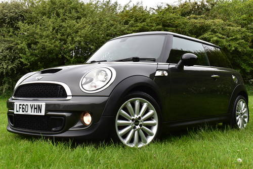 2010 Mini Cooper 1.6 S - Chili Pack! Music Play! SOLD (picture 1 of 6)