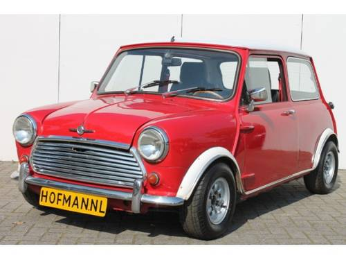 1968 MINI Cooper S 1275 For Sale (picture 1 of 6)