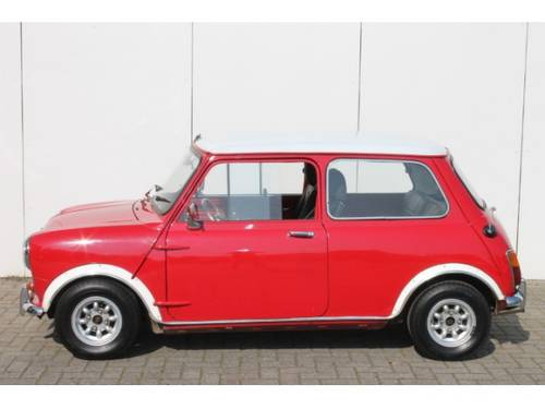 1968 MINI Cooper S 1275 For Sale (picture 5 of 6)