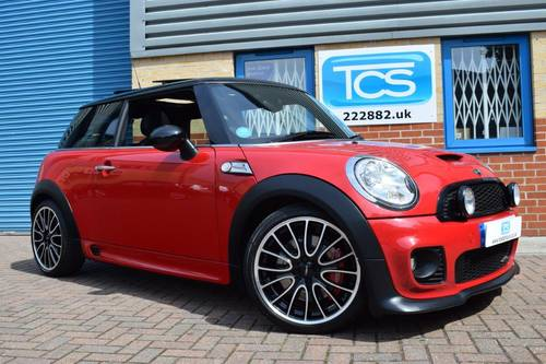 2010 MINI JCW John Cooper Works 211BHP SOLD (picture 1 of 6)