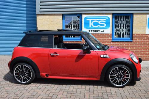 2010 MINI JCW John Cooper Works 211BHP SOLD (picture 3 of 6)