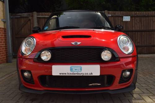 2010 MINI JCW John Cooper Works 211BHP SOLD (picture 4 of 6)