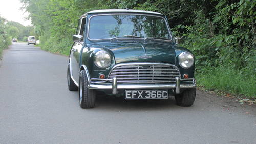 1998 John Cooper S Works SOLD (picture 1 of 6)