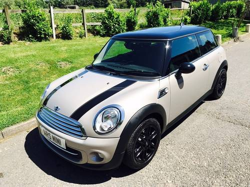 2013 MINI Hatch 1.6 Cooper Baker Street Limited Edition  SOLD (picture 6 of 6)