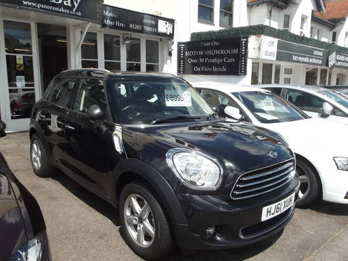 2012 MINI COUNTRYMAN SOLD (picture 1 of 3)