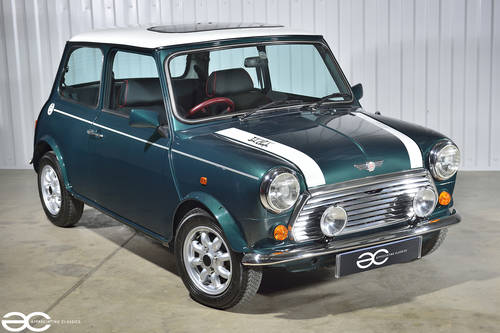1990 Incredible Mini Cooper RSP - 302 Miles - Totally Original SOLD (picture 2 of 6)
