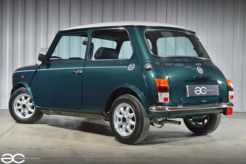 1990 Incredible Mini Cooper RSP - 302 Miles - Totally Original SOLD (picture 3 of 6)