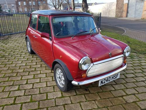 SPECIAL EDITION 1995 MINI TARTAN – 1 OF ONLY 1000 BUILT  SOLD (picture 2 of 6)