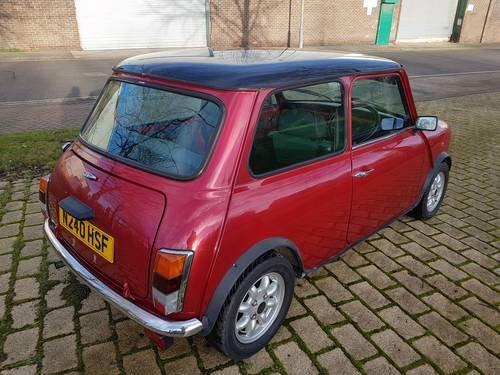 SPECIAL EDITION 1995 MINI TARTAN – 1 OF ONLY 1000 BUILT  SOLD (picture 3 of 6)