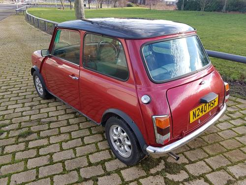SPECIAL EDITION 1995 MINI TARTAN – 1 OF ONLY 1000 BUILT  SOLD (picture 4 of 6)