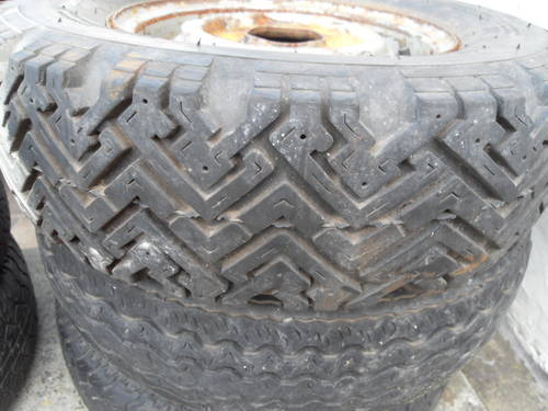 Mini classic steel wheels For Sale (picture 4 of 5)