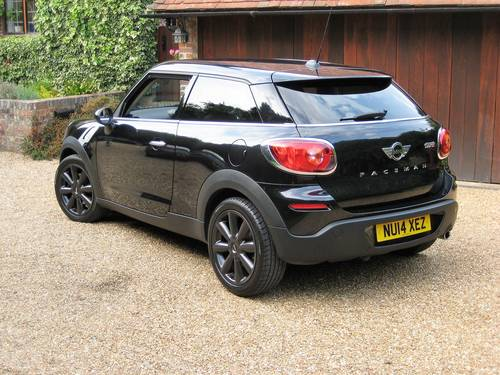2014 Mini Paceman Cooper With New 18