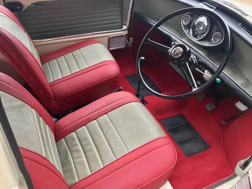 1963 AUSTN MINI COOPER 'S' MK1 1071 SOLD (picture 3 of 6)