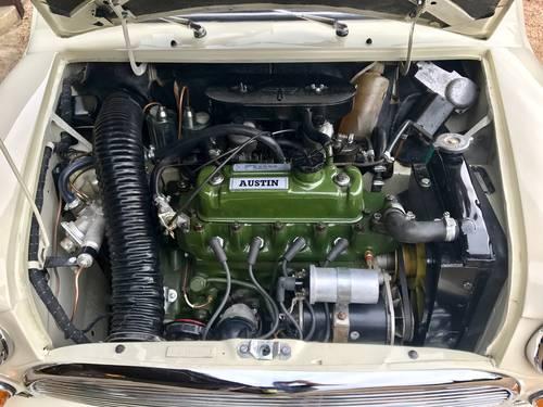 1963 AUSTN MINI COOPER 'S' MK1 1071 SOLD (picture 5 of 6)