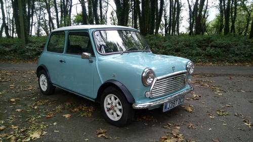 1992 Mini 1275 Manual SOLD (picture 1 of 5)
