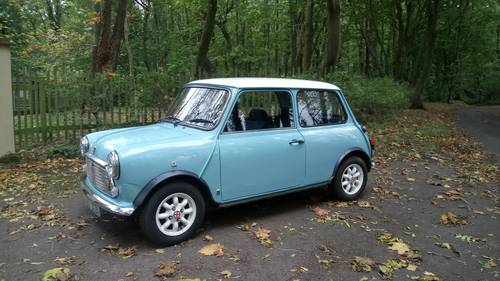 1992 Mini 1275 Manual SOLD (picture 2 of 5)