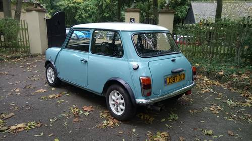 1992 Mini 1275 Manual SOLD (picture 3 of 5)